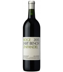 Ridge Vineyards Zinfandel East Bench 2015 0,75