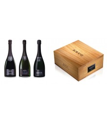 Krug Trilogy of Clos d'Ambonnay 1996-1998-2000