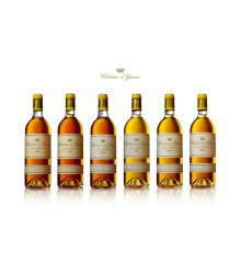 Collection d'Yquem 1982-1983-1984-1986-1988-1989