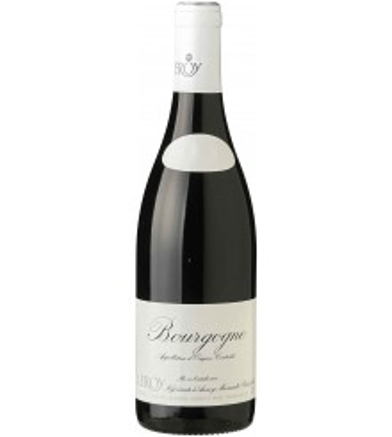 Maison Leroy Bourgogne Rouge 2017 75CL