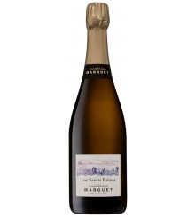 Champagne Marguet Les Saints Remys Blanc 2014 75CL