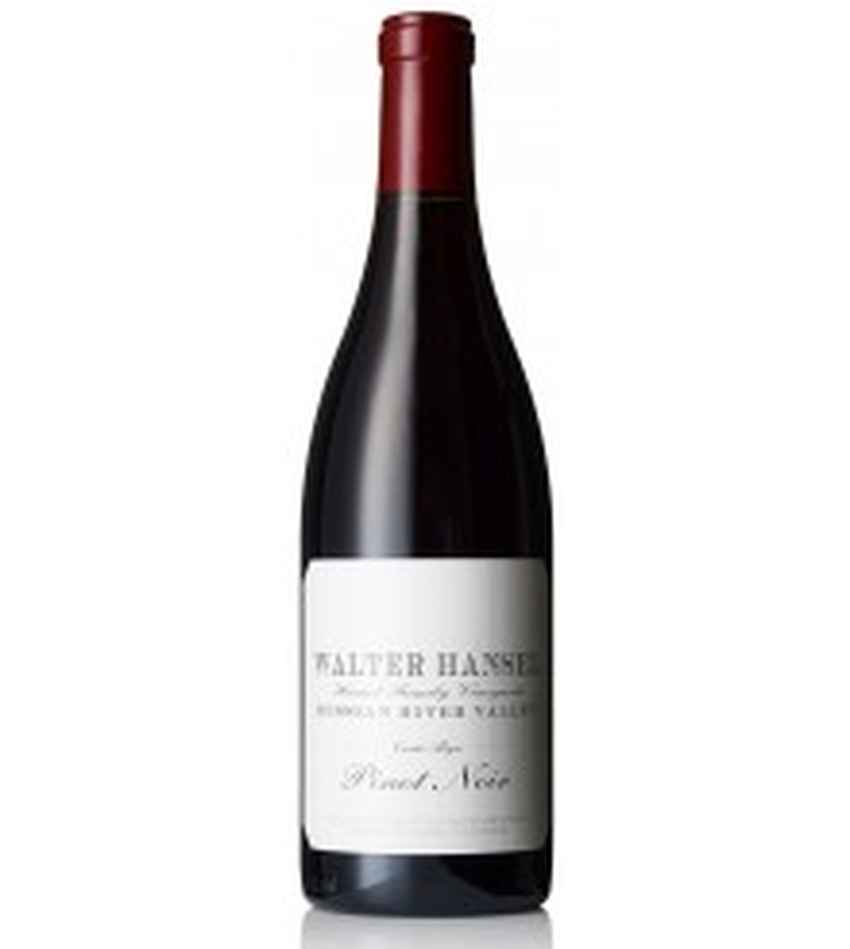 Walter Hansel Winery Pinot Noir Cuvée Alyce 2018 75CL