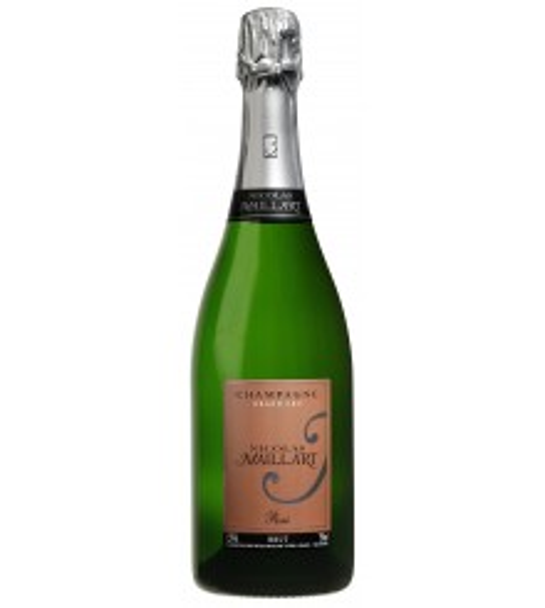 Nicolas Maillart Rosé Grand Cru NV 0,75