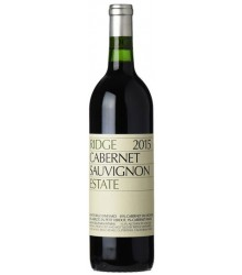 Ridge Vineyards Cabernet Sauvignon Estate 2015 0,375