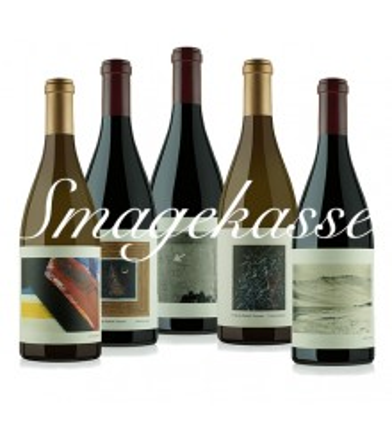 Chanin Wine Smagekasse 2018, Californien (12 flasker)