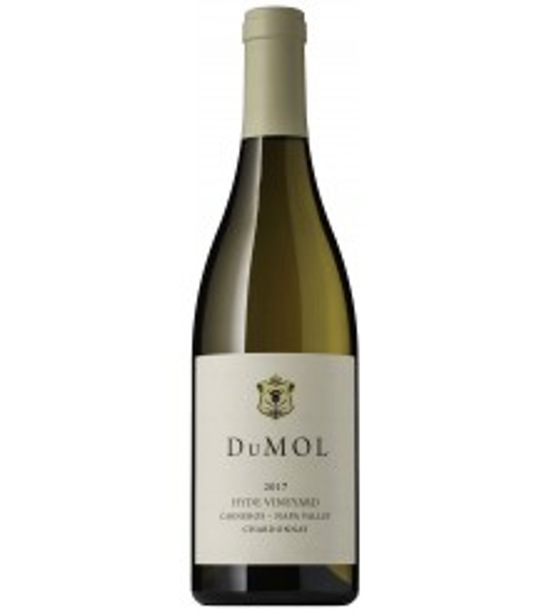 DuMOL Chardonnay Hyde Vineyard, Napa 2017 75CL