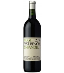 Ridge Vineyards Zinfandel East Bench 2016 0,75