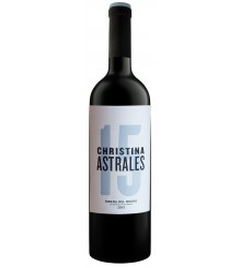 Astrales Christina Ribera del Duero 2015 0,75