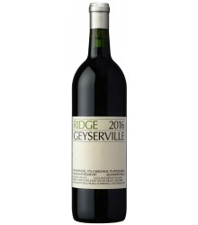 Ridge Vineyards Geyserville 2016 75CL