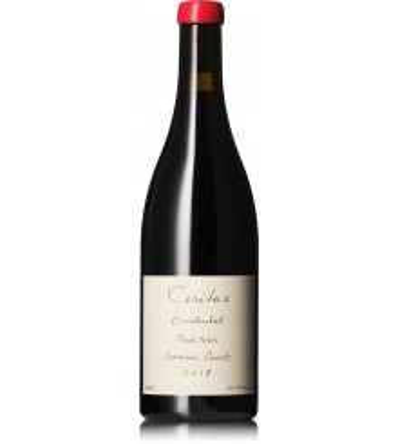Ceritas Occidental Vineyard Pinot Noir / Sonoma Coast 2018 75CL
