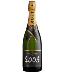 Moët & Chandon Grand Vintage Blanc 2008 75CL