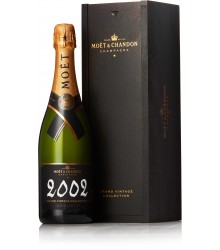 Moët & Chandon Grand Vintage 2002 0,75 i OWC