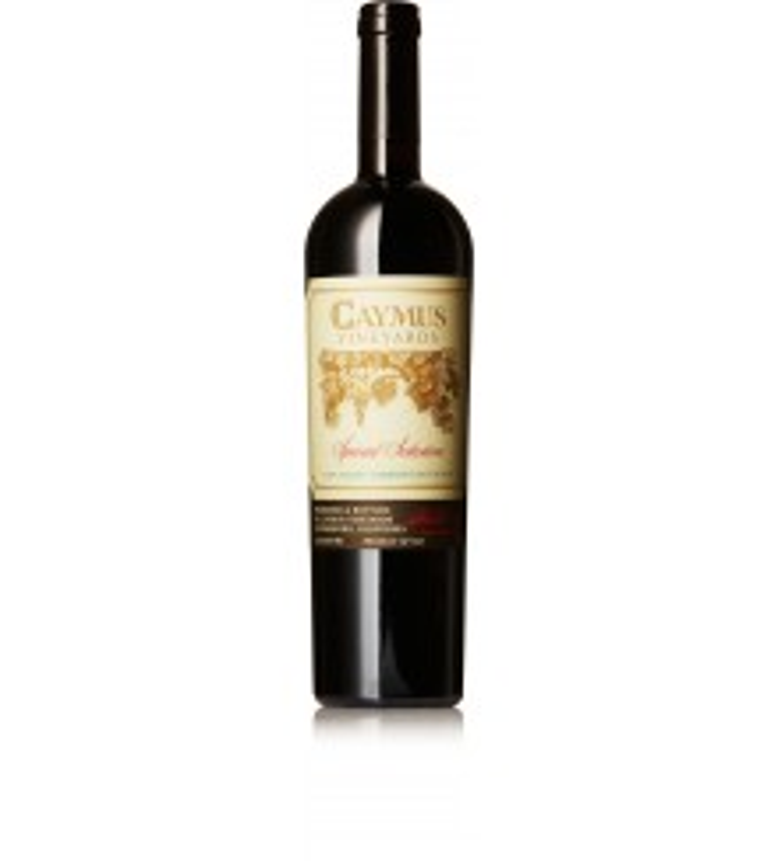Caymus Cabernet Sauvignon Special Selection 2015 75CL